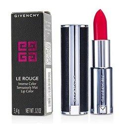 Le Rouge Intense Color Sensuously Mat Lipstick - # 202 Rose Dressing  3.4g/0.12oz