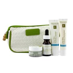 Clear Skin Starter Set (For Acne Prone Skin) 4pcs+1bag