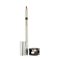 Eye Brow Pencil With Groomer Brush - # Rich Brunette  1.17g/0.04oz