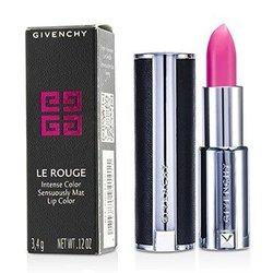 Le Rouge Intense Color Sensuously Mat Lipstick - # 210 Rose Dahlia  3.4g/0.12oz