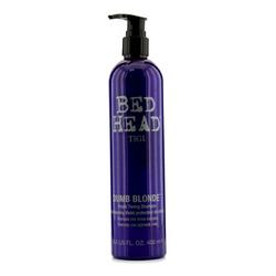 Bed Head Dumb Blonde Purple Toning Shampoo  400ml/13.5oz