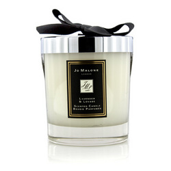 Lavender & Lovage Scented Candle 200g (2.5 inch)