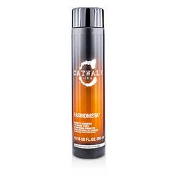 Catwalk Fashionista Brunette Shampoo (For Warm Tones)  300ml/10.16oz