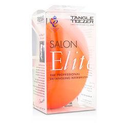 Salon Elite Professional Detangling Hair Brush - Orange Mango (For Wet & Dry Hair)  1pc