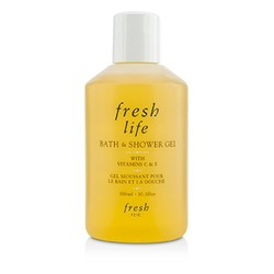 Fresh Life Bath & Shower Gel  300ml/10.1oz