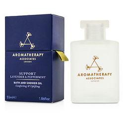 Support - Lavender & Peppermint Bath & Shower Oil  55ml/1.86oz
