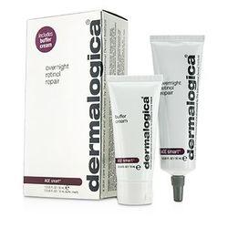 Age Smart Set: Overnight Retinol Repair 30ml + Buffer Cream 15ml  2pcs