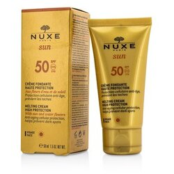 Nuxe Sun Melting Cream High Protection For Face SPF 50 50ml/1.5oz