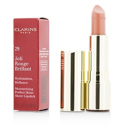 Joli Rouge Brillant (Moisturizing Perfect Shine Sheer Lipstick) - # 29 Tea Rose  3.5g/0.1oz