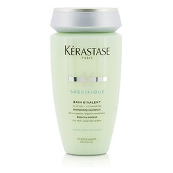 Specifique Bain Divalent Balancing Shampoo (Oily Roots, Sensitised Lengths)  250ml/8.5oz