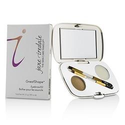 GreatShape Eyebrow Kit (1x Brow Powder, 1x Brow Wax, 1x Applicator) - Blonde  2.5g/0.85oz