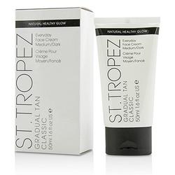 Gradual Tan Classic Everyday Face Cream - # Medium/ Dark  50ml/1.6oz