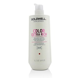 Dual Senses Color Extra Rich Brilliance Shampoo (Luminosity For Coarse Hair)  1000ml/33.8oz