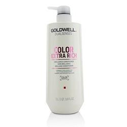 Dual Senses Color Extra Rich Brilliance Conditioner (Luminosity For Coarse Hair)  1000ml/33.8oz