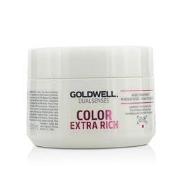Dual Senses Color Extra Rich 60SEC Treatment (Luminosity For Coarse Hair)  200ml/6.7oz