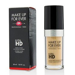 Ultra HD Invisible Cover Foundation - # Y225 (Marble)  30ml/1.01oz