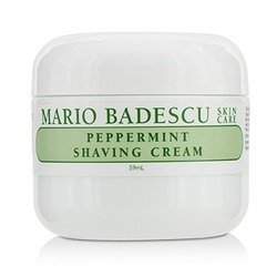 Peppermint Shaving Cream  59ml/2oz