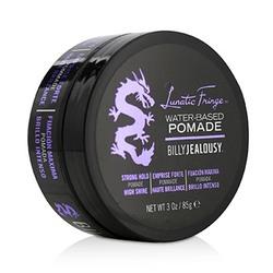 Lunatic Fringe Water-Based Pomade (Strong Hold - High Shine)  85g/3oz