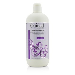 Curl Immersion No-Lather Coconut Cream Cleansing Conditioner (Kinky Curls)  500ml/16oz