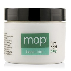 MOP Basil Mint Firm Hold Clay  58g/2oz