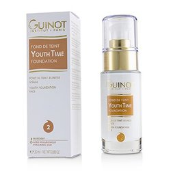 Youth Time Face Foundation - # 2  30ml/0.88oz