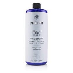 Icelandic Blonde Shampoo (Tone Correcting Brightening Eliminates Brassiness - Blonde, Gray, Silver H  947ml/32oz