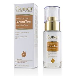 Youth Time Face Foundation - # 4  30ml/1oz