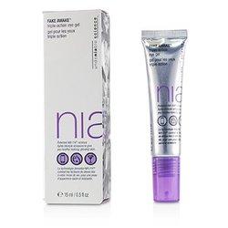 NIA Fake Awake Triple-Action Eye Gel 15ml/0.5oz