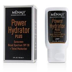 Power Hydrator Plus Sunscreen Broad Spectrum SPF 30 + Tinted Moisturizer (Light)  60ml/2oz