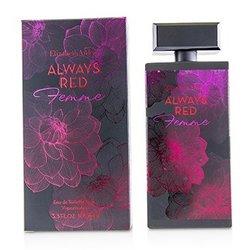 Always Red Femme Eau De Toilette Spray  100ml/3.3oz