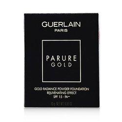 Parure Gold Rejuvenating Gold Radiance Powder Foundation SPF 15 Refill - # 04 Beige Moyen  10g/0.35oz