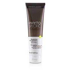 Phyto Specific Deep Repairing Shampoo (Damaged And Brittle Hair)  150ml/5.07oz
