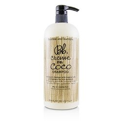 Bb. Creme De Coco Shampoo (Dry or Coarse Hair)  1000ml/33.8oz