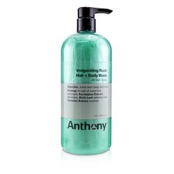 Invigorating Rush Hair & Body Wash (All Skin Types)  946ml/32oz