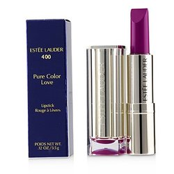 Pure Color Love Lipstick - #400 Rebel Glam  3.5g/0.12oz
