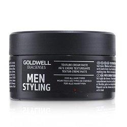 Dual Senses Men Styling Texture Cream Paste (For All Hair Types)  100ml/3.3oz
