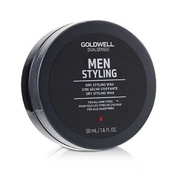 Dual Senses Men Styling Dry Styling Wax (For All Hair Types)  50ml/1.6oz