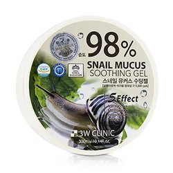 98% Snail Mucus Soothing Gel  300ml/10.14oz