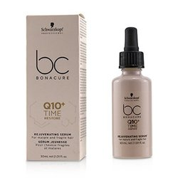 BC Bonacure Q10+ Time Restore Rejuvenating Serum (For Mature and Fragile Hair)  30ml/1.01oz