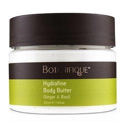 Hydrafine Body Butter - Ginger & Basil  350ml/11.8oz