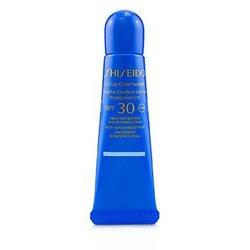 UV Lip Color Splash SPF 30 (Very Water Resistant) - # Tahiti Blue  10ml/0.34oz