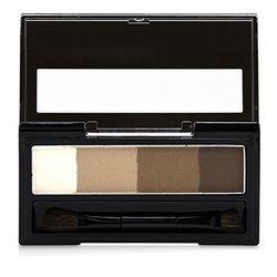 Heavy Rotation Waterproof Powder Eyebrow And 3D Nose - # 02 Natural Brown  3.5g/0.12oz