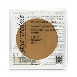 PurePressed Base Mineral Foundation Refill SPF 20 - Golden Tan  9.9g/0.35oz