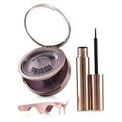 Magnetic Eyeliner & Eyelash Kit - # Freedom  3pcs