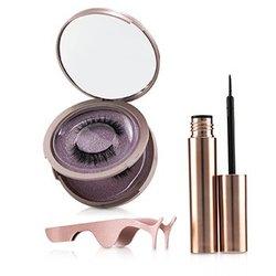 Magnetic Eyeliner & Eyelash Kit - # Charm  3pcs