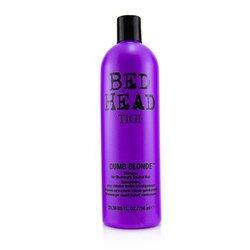Bed Head Dumb Blonde Shampoo (For Chemically Treated Hair)  750ml/25.36oz