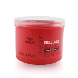 Invigo Brilliance Vibrant Color Mask - # Coarse  500ml/16.9oz