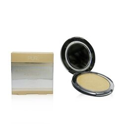 Skin Perfecting Powder Afterglow - # Highlighter  2.4g/0.08oz