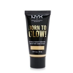 Born To Glow! Naturally Radiant Foundation - # Medium Buff  30ml/1.01oz