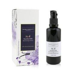 No. 4 Vanilla Silk Hydrating Lotion  50ml/1.7oz